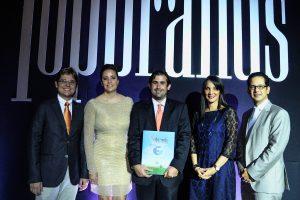 Arroz la Garza es reconocida por Tops Brands